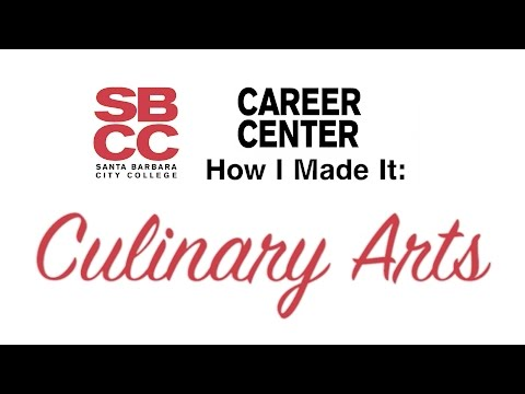 How I Made It: Culinary Arts