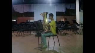 Cristóbal Zamora – Tuba – YOA Audición 2017