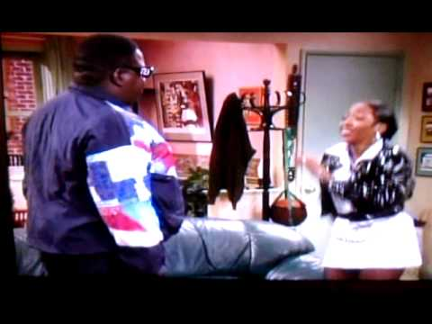 Martin Show Pam Sings Too Funny