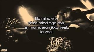 Suur Papa Ft. Marit - Jooksen Vihmas Lyrics