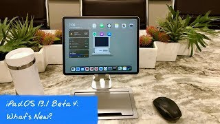 iPadOS 13.1 Beta 4 Review | What's New?