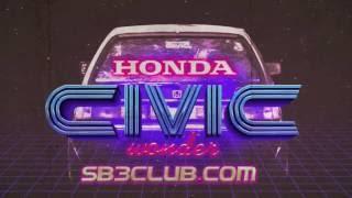 bukber honda civic wonder sb3 club 2016