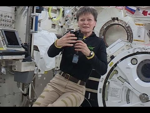 Why Invest in Space Station? Astronaut Talks Important Research