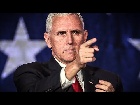 Mike Pence Begs European Leaders To Start A War With Iran