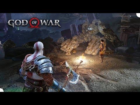 GOD OF WAR #25 - Em Busca do Martelo de Andvari! (PS4 Pro Gameplay em Português PT BR)