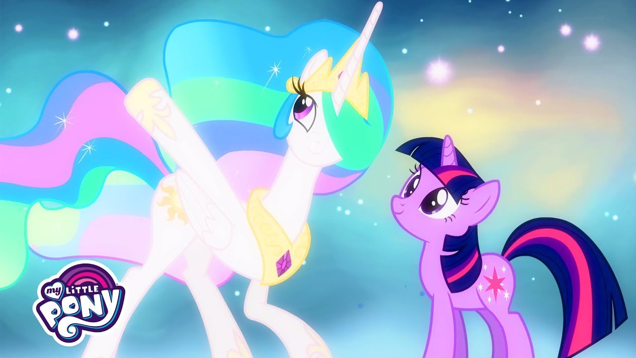 My Little Pony Friendship Is Magic Celestia S Ballad Music Video Musicmonday Youtube