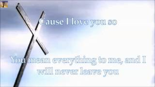 [Lirik Rohani] Franky Sihombing - When I Say That I Love You