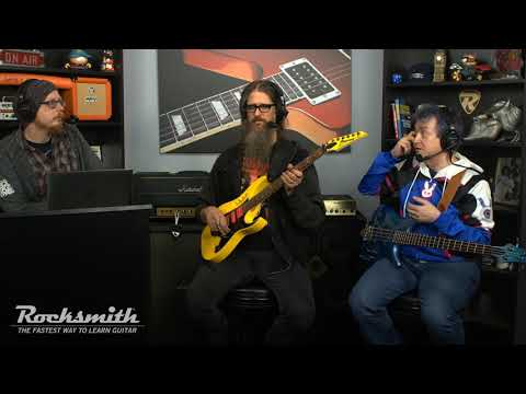 Rocksmith Remastered - Heart Song Pack - Live from Ubisoft Studio SF
