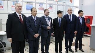 «Банк Российский Кредит» заговорил по-китайски(Новый офис в торгово-выставочном комплексе «Гринвуд» открыл БРК.Клиентами этого отделения будут не только..., 2013-12-13T13:58:11.000Z)