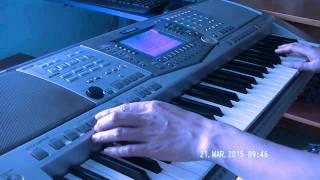 Nữa vầng trăng organ - Nua vang trang organ