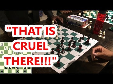 "Have You Fallen For This Sneaky Chess Trick Too? Carl ""The Cutter"" vs. K.T."