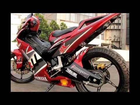 Cah Gagah | Video Modifikasi Motor Yamaha Jupiter MX Sport Keren Terbaru Part 2