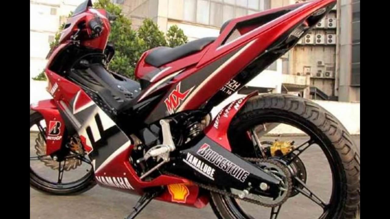 Cah Gagah Video Modifikasi Motor Yamaha Jupiter MX Sport Keren