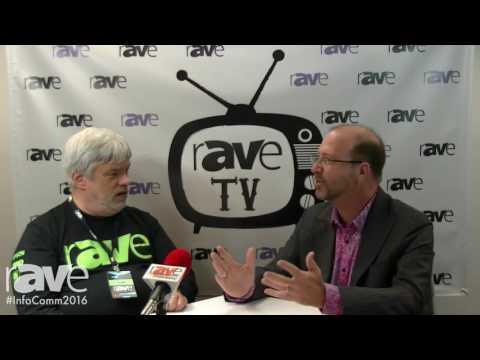 InfoComm 2016: Joel Rollins Interviews Eric Larsen About Tascam's Latest Projects