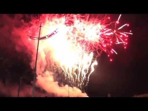 Celebrate Fireworks @Food Plaza PIK with SUNFIREWORK ©2016