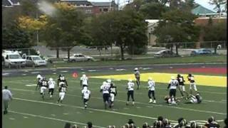 Detroit King Football 2011 #15 Leon Alexander Highlights