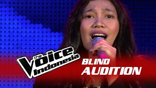 maria stella california king bed i the blind audition i the voice indonesia 2016