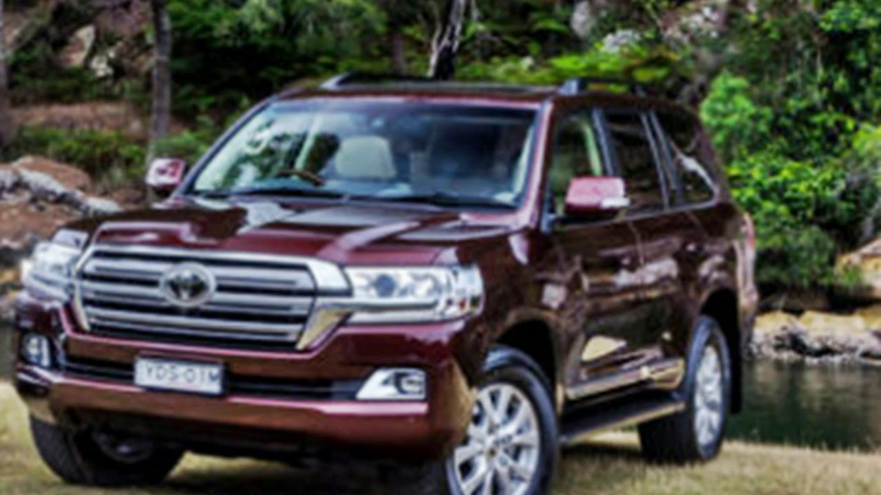 New 2019 Toyota Land Cruiser Price