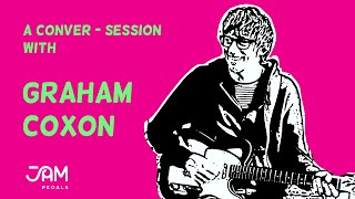 A Conver-Session with Graham Coxon | JAM pedals