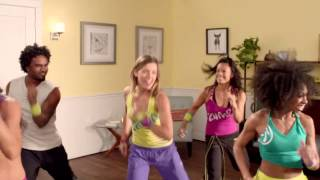 Zumba Fitness Core Anuncio de TV Xbox 360 Kinect Nintendo Wii