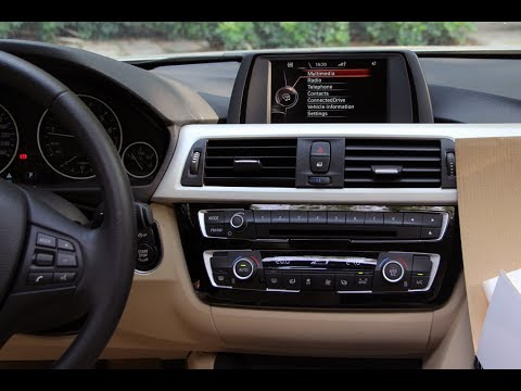 bmw 3 series f30 2012 2017 navigation head unit. Black Bedroom Furniture Sets. Home Design Ideas