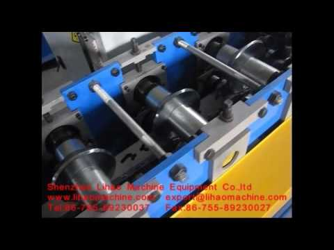 lihao machine roll forming machine for goods shelf industry