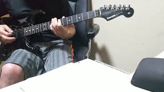 BABYMETAL ギミチョコ(guitar cover)
