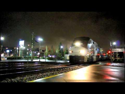 Railfanning in Sumner, Washington 12/23/2014