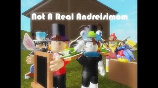 [Andrei10KCollab] Not A Real Andreisimom - A Roblox Animation [ENDED]
