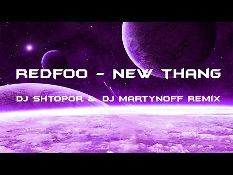 LYRICS | Redfoo - New Thang (Remix)