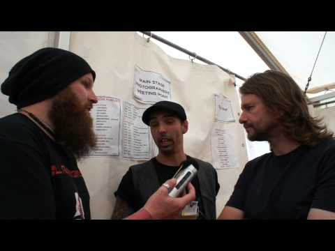 The Self Titled Bloodstock Interview 2014