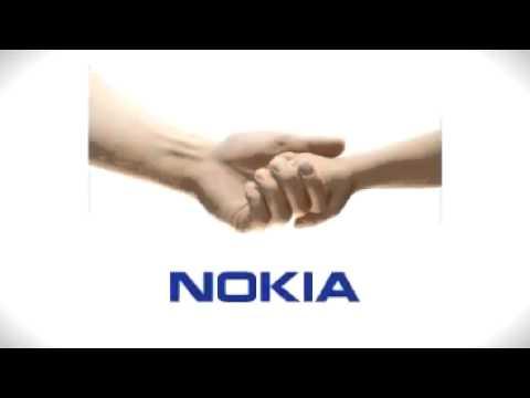 Nokia Logo 2nd Reverse