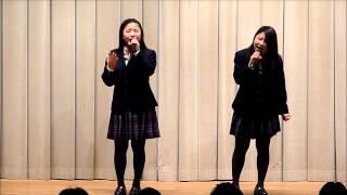[まゆみゆ] ゆず 「栄光の架橋」 第4回 笹沖文化祭