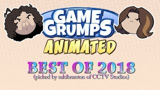 Game Grumps Animated - BEST OF 2018!!