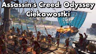 Assassin's Creed: Odyssey - Ciekawostki - Czarna Pantera, Kórliki, Prince of Persia i nie tylko