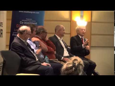 Q&A Panel Part 3, speaks at 2014 Rode - REIM, Cape Town Conference