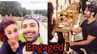 Big Boss Contestant Ashmit Patel goes on knees to propose Mahek Chahal in Spail |Engaged ❤
