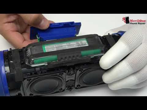 JBL Charge 3 Teardown Repair Guide