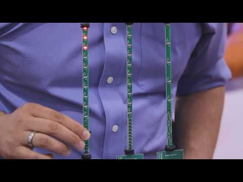 RedRock TMR Magnetic Sensor Level Sensing Demo vs. Reed Technology