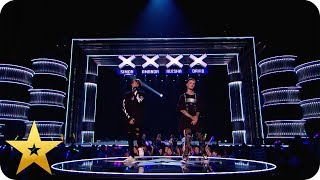 Bars and Melody perform 'Lighthouse' | BGT: The Champions