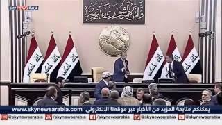 حجب الثقة عن العبيدي وتمرير قانون العفو العام في العراق