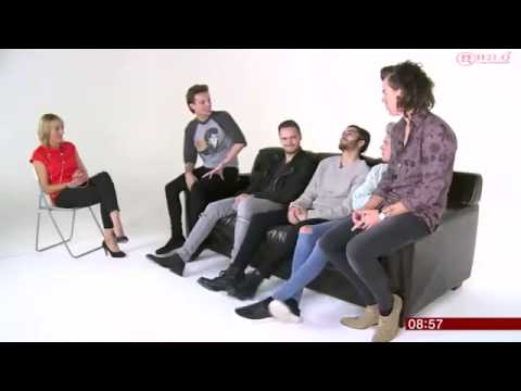 One Direction [EXCLUSIVE]  - BBC Breakfast Interview