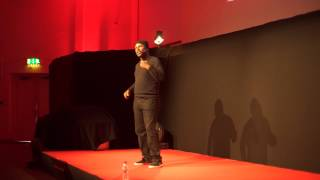 In The End, There Was The Word. | Mr. Gee | TEDxSurreyUniversity