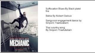 Mechanic Resurrection Full Soundtrack Tracklist