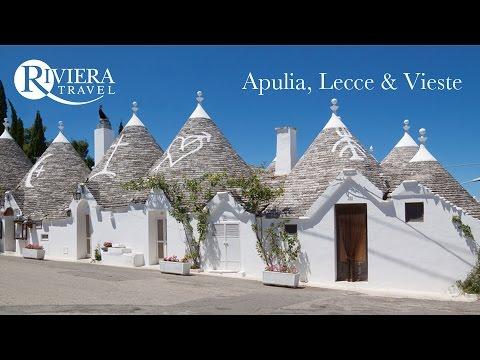 Riviera Travel - Apulia, Lecce & Vieste