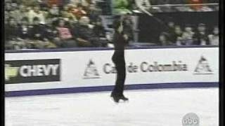Michael Weiss (USA) - 2002 World Figure Sk