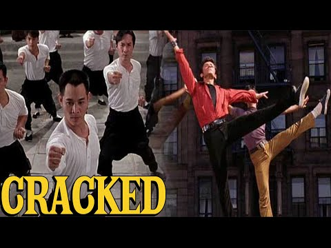 Why Action Movies Are Musicals For Dudes - Today's Topic