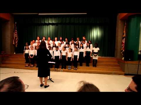 Ashley Cheung - Hollifield Station Elementary School - Winter Concert 3 of 3