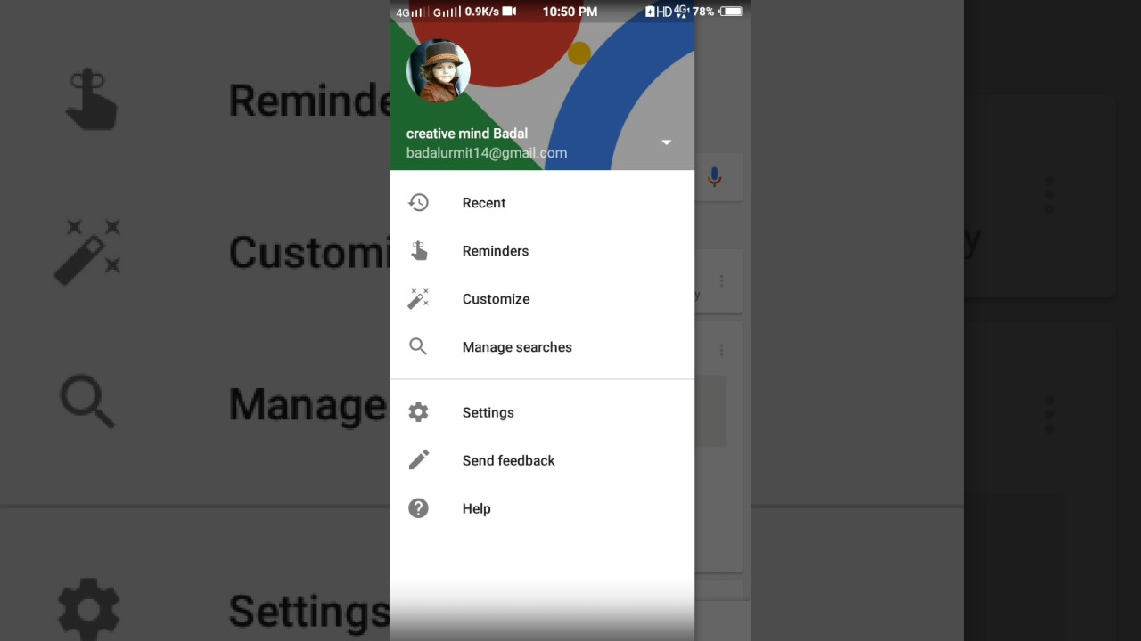 How to remove google account from vivo y21