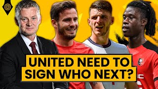 What Midfielder Do Man United Need To Sign To Challenge?